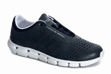 ADIDAS PORSCHE DESIGN Navy Easy Trainer III Trainers Shoes UK8.5 US9 EU43 NEW