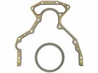 For 2003-2009 Hummer H2 Crankshaft Seal Kit Rear Felpro 96669TF 2005 2004 2006