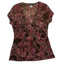vintage 90s y2k self esteem blouse large