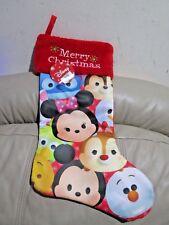 New - Disney Christmas Stocking ( Merry Christmas )