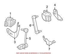 For BMW Genuine Headlight Level Sensor Bracket Lower 37146763595