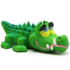 Badeente  Lanco Crocodile Big  Quietscheente Quietscheentchen Plastikente