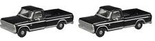 1973 Ford F-100 Truck Set Raven Black N - Atlas #60000111
