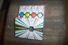 2 dozen Brand New Callaway Super Soft multi color pack
