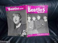 THE BEATLES GENUINE ORIGINAL FEBRUARY 1964 - OFFICIAL MONTHLY BOOK No.7  FAB !