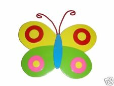 NEW XL Butterfly Wooden Wall Plaque / Wall Decor- 4KnB
