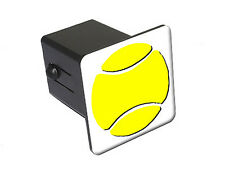Tennis Ball - Tow Trailer Hitch Cover Plug Insert Truck Pickup RV