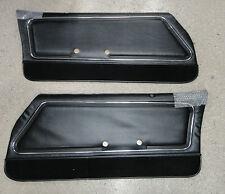 1978 79 80 81 Pontiac Firebird Trans Am Deluxe Door Panels Pair NEW 5 Colors