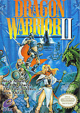 Dragon Warrior II, (NES)