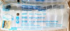 Falcon 25cm² 70mL Canted Tissue Culture Flasks Black Phenolic Cap #3081 -Qty 120