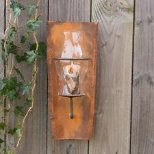 Windlicht Dachziegel antik, Kerzenhalter, Dachpfanne, Wandhalter für Kerze