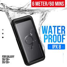 IPX8 Waterproof Dustproof Phone Protector Case For Samsung Galaxy S8 S9 S9 Plus