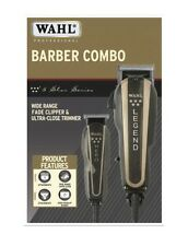 WAHL PROFESSIONAL BARBER COMBO 5 STAR-LEGEND AND HERO 8180
