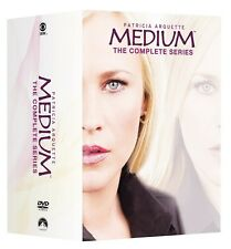 Medium The Complete Series Season 1-7 (DVD 2017, 35-Disc) 1 2 3 4 5 6 7 New DVDs