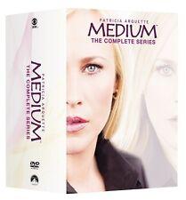 Medium The Complete Series Season 1-7 (DVD 2017, 35-Disc) 1 2 3 4 5 6 7 Ghosts