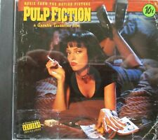 Pulp Fiction Soundtrack CD Australia 1994