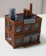 Outland Models Railway Industrial Building Factory / Warehouse STACKABLE N Scale