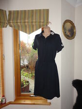 Stunning Navy Dress from Barn, Size UK L, New with tags RRP£80