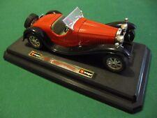 MODELLINO Bugatti Type 55 1932 buonissimo stato.