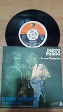 Berto Pisano E La Sua Orchestra - A Blue Shadow / Tema Di Silvia 1974 SRL 10707