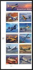 USA Sc. 3925a 37c Advances in Aviation 2005 MNH plate block