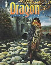 TSR AD&D Dungeons & Dragon Magazine #201 Al Qadim Pendragon Castles!