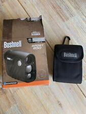 Bushnell, laser range finder, Sport 850