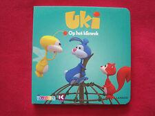 Kartonboekje Uki - Op het klimrek - Ketnet - Nieuw