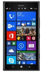 Nokia Lumia 1520 GSM Unlocked RM-937 4G LTE 16GB Windows 8 Smarphone - Black ...