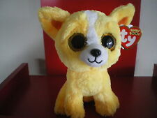 Ty Beanie Boo DANDELION dog 6 inch NWMT.Show Exclusive.Not sold  in AUST stores.