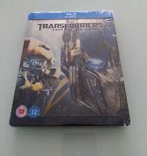 Transformers Dark of the Moon Zavvi Bluray Steelbook NEU OVP