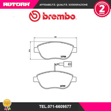 P23137 Kit pastiglie freno, Freno a disco (MARCA-BREMBO)