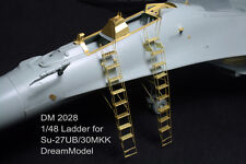 Dreammodel 2028 1/48 PE for Ladder for SU-27UB/SU-30MKK