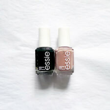 NEW LOT of 2 ESSIE (Stylenomics, Lady Like) Full Size Nail Polish Lacquer