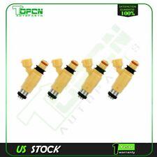 For 01-05 Dodge Stratus//00-05 Mitsubishi Eclipse 2.4L I4 4 PCs Fuel Injector