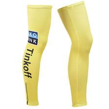 Armlinge und Beinlinge in Gelb für Fahrräder