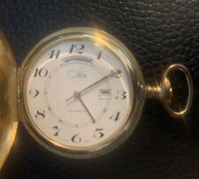 Watch - Needs Tlc Colibri Swiss Quartz Goldtone Pocket