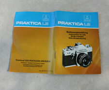 PRAKTICA L2 Instruction Manual Catalog *4 Languages . Original*