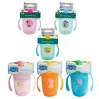Disney Baby Twin Handle Cup Non Spill Cap For Toddlers Easy to Hold 6 M+