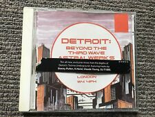 Very Rare Original from 1996 Detroit - Beyond The Third Wave Various Artists CD