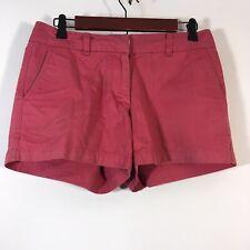 Vineyard Vines Shorts Women Size 2 Pink Chino