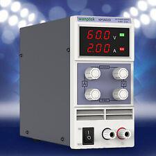 0-30V 5A Digital Labornetzgerät Labornetzteil Netzgerät Regelbar DC Stabilisiert