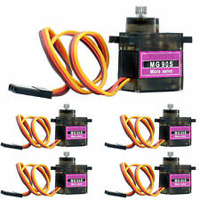 Metal Gear MG90S Micro Servo Motor for RC Robot Arm Helicopter Airplane Boat @UK