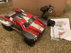 Redcat Racing Blackout SC Pro 1/10 Brushless Electric Short Course RC Truck Red