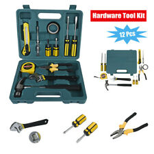 12 Pc Accurate Tools Home Improvement Homeowner's Hardware Repair Tool Kits Cs