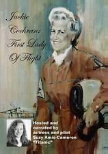 Jackie Cochran: First Lady of Flight (DVD, 2014)