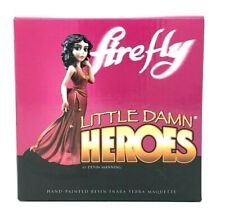 QMX Firefly Little Damn Heroes Inara Serra Maquette 2012 LE Serenity