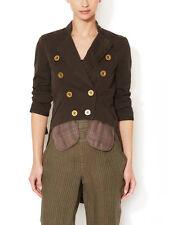 L.A.M.B. Gwen Stefani Cropped Military Jacket size 0 new