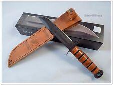 USMC The Legend KA-BAR® Fighting/Utility Knife 1217 - Original USA - Brand New