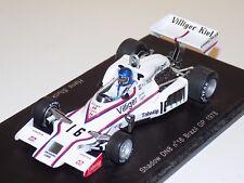 1/43 Spark Shadow DN8  car #16 1978  Brazilian GP Hans Stuck S3832